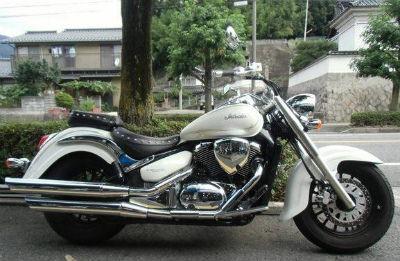 400 アメリカン バイク